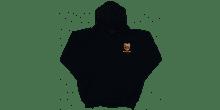 Caragh O'Neills hoodie with kangaroo pocket