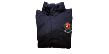 Holy Family Waterproof jacket with hood