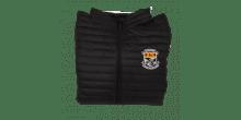 Newbridge College waterproof jacket