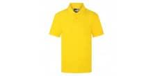 Golden/yellow  polo top